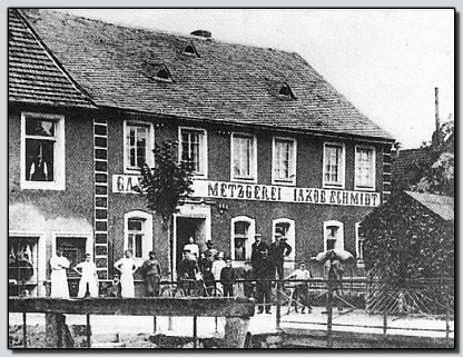 Gasthof Schmidt 1913