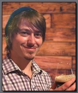 Oliver Schmidt, beer sommelier